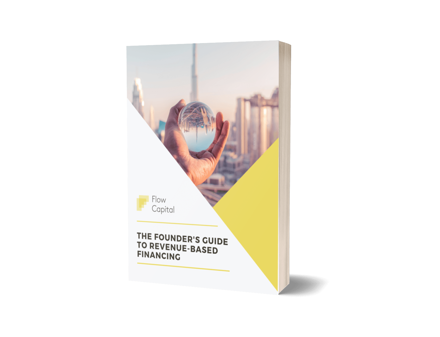 Founder's Guide to Revenue-Based Financing E-Book